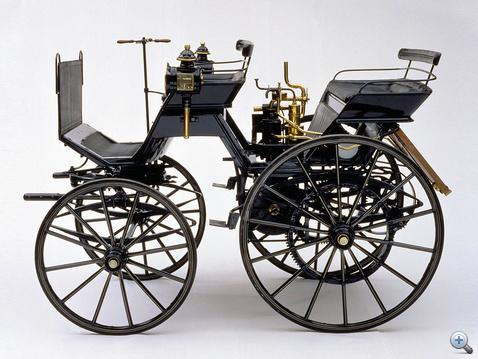 Daimler első autója