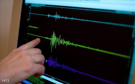 Január 29-én este a Richter-skála szerinti 4,7-es földrengés rázta meg a Dunántúlt és Budapestet