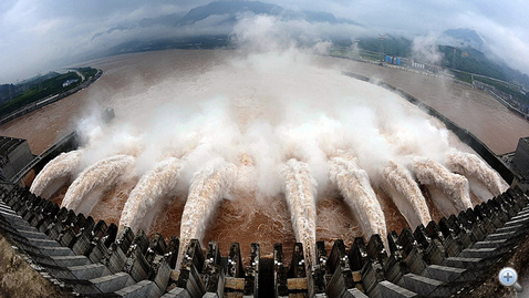 Minden csepp energiára szükség van - a Jangcén épült meg a világ legnagyobb vízierőműve