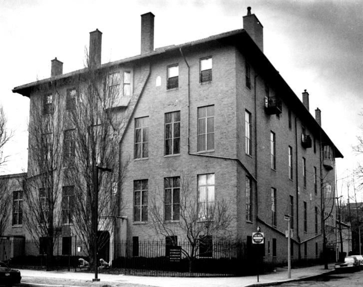 A bostoni Isabella Stewart Gardner Múzeum (1990)