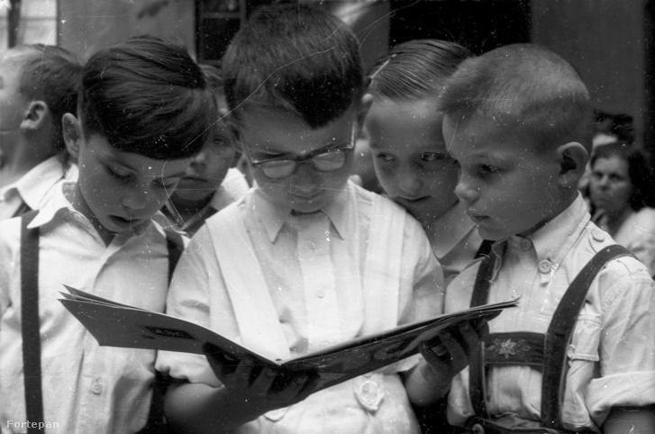 Neked megvan az új Dörmögő Dömötör??(1957)