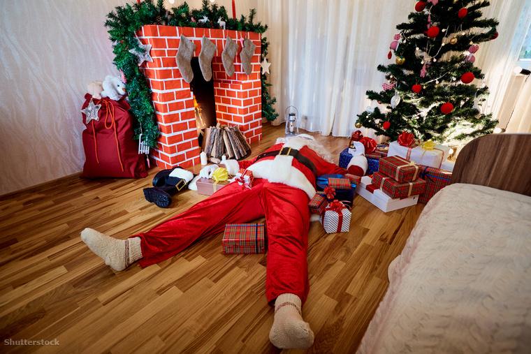 StressJó, persze, stresszes az ünnepi készülődés, de ezt az év nagy részében nem igen lehet illusztrációként elsütni.