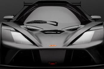 Új Batmobile-t mutatott a KTM