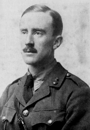 Tolkien 1916-ban