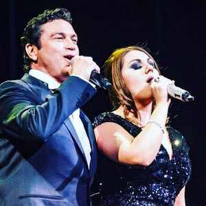 Jennifer és Mario Frangoulis