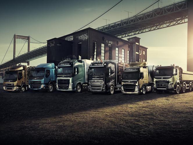 volvo trucks trucks