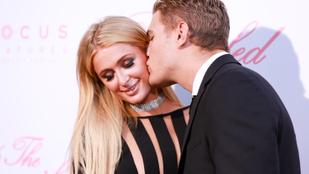 Paris Hilton eljegyzési gyűrűjére 509 évig kellene spórolni