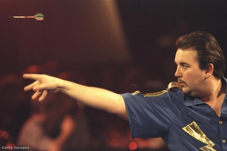 Taylor az 1996-os világbajnokságon Essexben