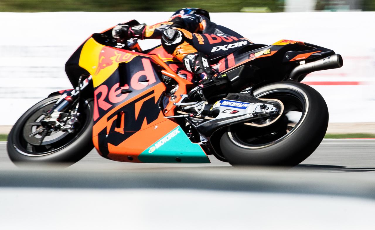 A KTM MotoGP projektje várakozáson felül teljesített, nem úgy versenyzőjük, Bradley Smith. Pocsék szezonja ellenére mégis kapott egy újabb lehetőséget a gyártól, és jövőre újra bizonyíthatja, sokkal jobb attól, mint amit az idén mutatott