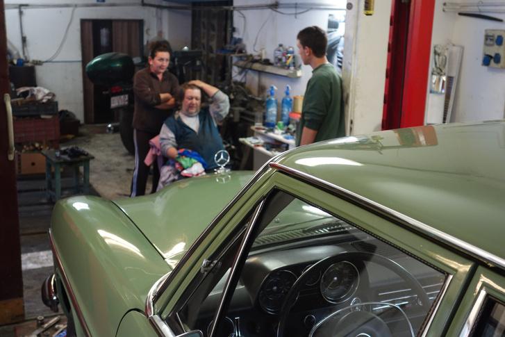 Karesz és a családi workshop