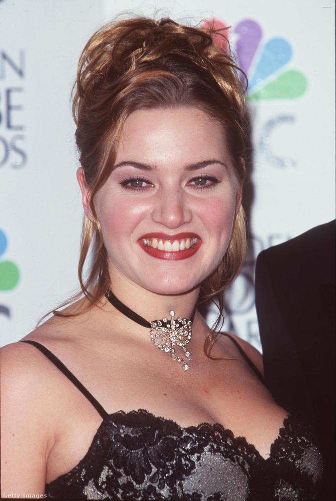 Kate Winslet pedig 22