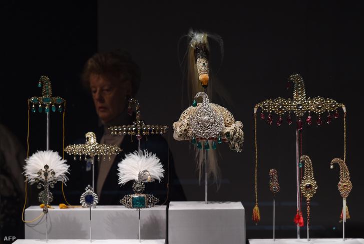 A gyűjtemény New Yorkban 2014-ben