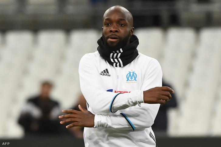 Lassana Diarra február 8-án, legutóbbi európai meccse előtt, még a Marseille-ben