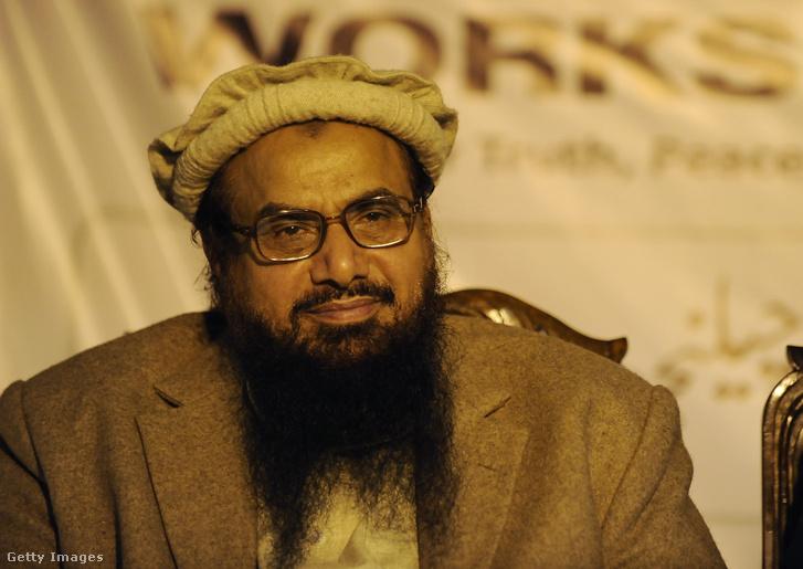 Hafiz Saeed 2014-ben