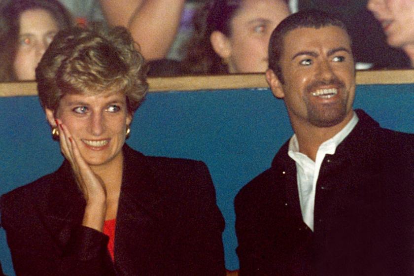 Diana és George Michael viszonya több volt puszta barátságnál - Kiderült az igazság