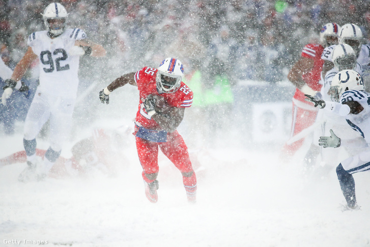LeSean McCoy játékán (is) múlhat a Bills továbbjutása