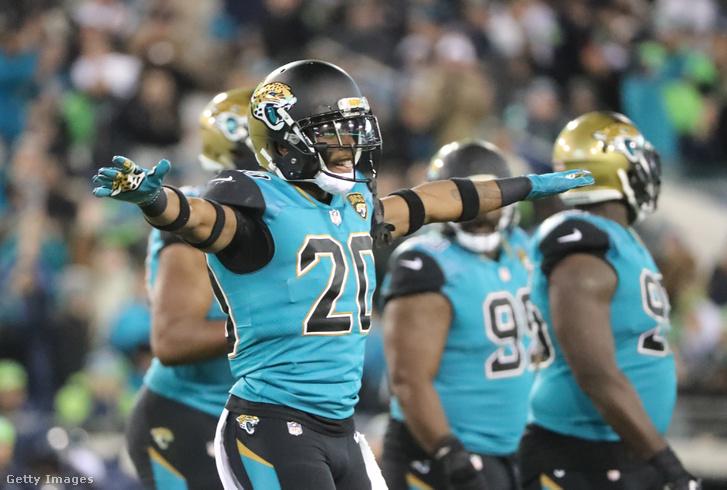 A Jaguars védelme a sokéves erősítés után végre tényleg az NFL egyik legjobbja lett, ez meg is látszik a csapat eredményein