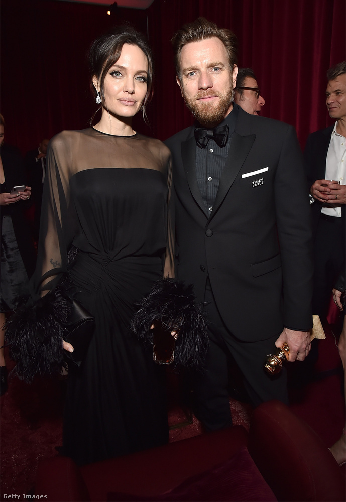 Angelina Jolie és Ewan McGregor párosával búcsúzunk.