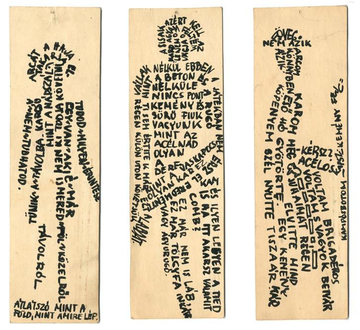 Cseh Tamas kalligrafia