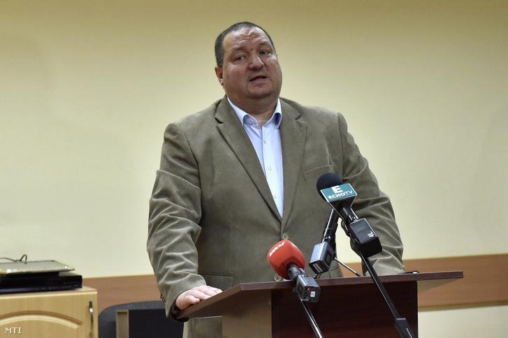 Németh Szilárd a Fidesz parlamenti frakcióvezető-helyettese