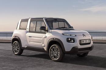 Már nem csak hobbijárgány a villany-Citroën