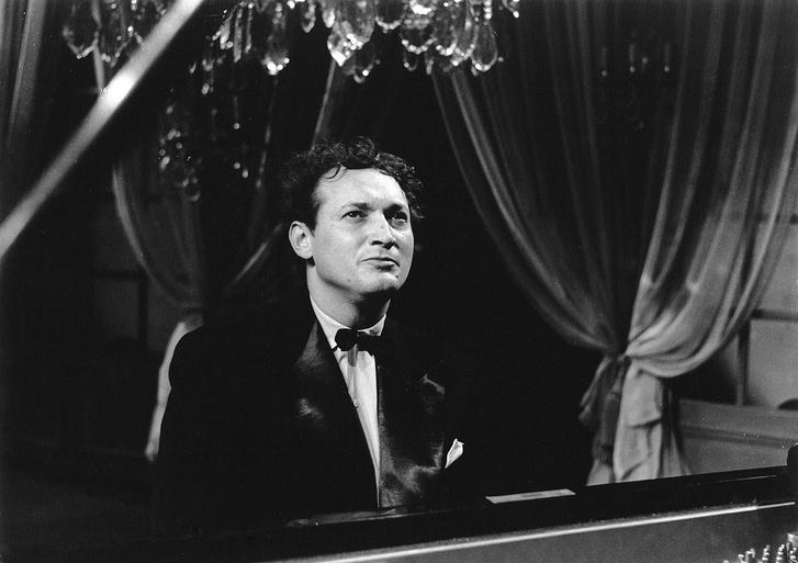 Cziffra György egy 1958-as koncerten