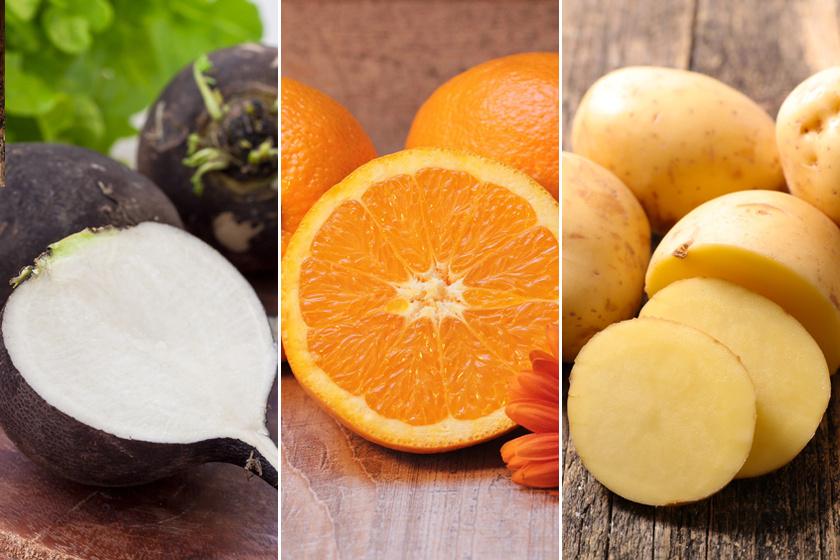 10 zöldség és gyümölcs, amit ne hámozz meg: a héjuk a legegészségesebb