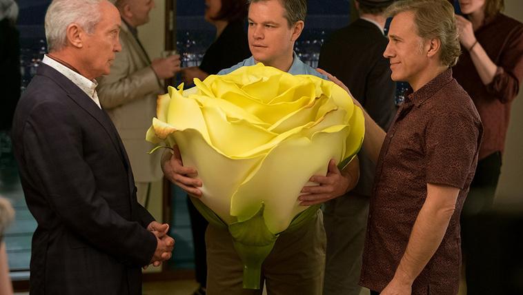 A töpörített Matt Damontól ne várjunk sok viccet
