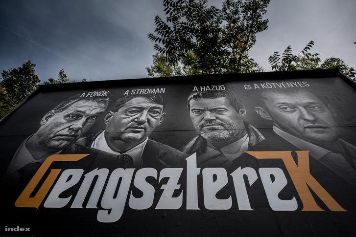 Jobbikos óriásplakát