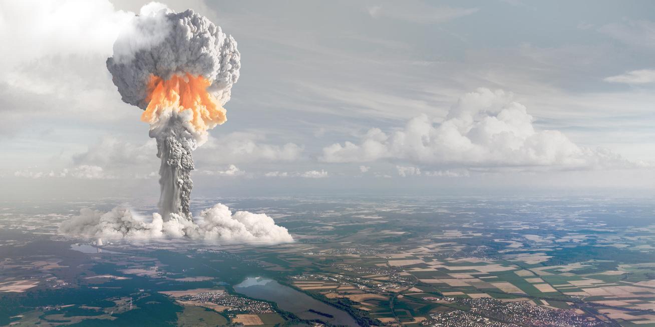 nukleáris teszt