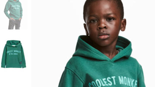 A színes bőrű kisfiú anyukája is reagált a H&M-es botrányra