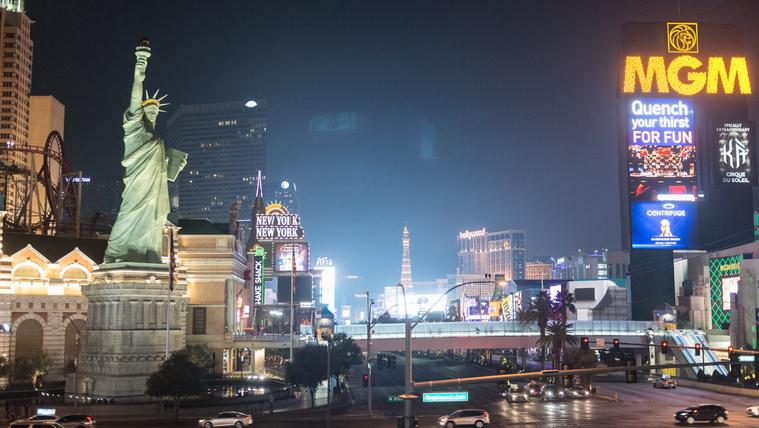 A világ húsz legnagyobb szállodájából 11 ugyanabban az utcában van