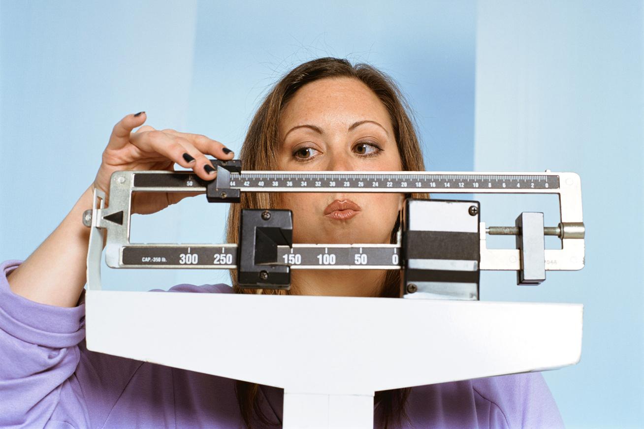 Zsírégetés súlyingadozás