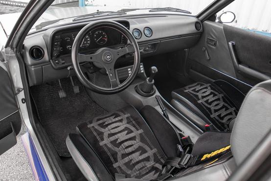 Az Opel-mintás ülés volt az i200 másik nagy fícsöre