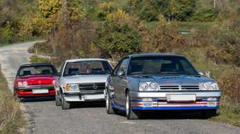 Joy of Driving: Opel Manta B és Ascona B