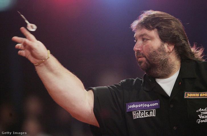 Andy Fordham a 2006-os BDO világbajnokságon