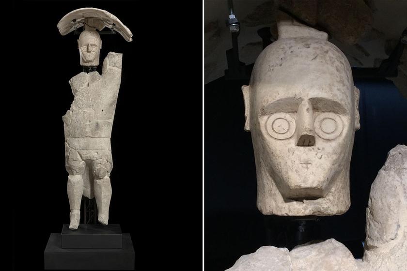 Senki sem tudja, kik emelték a hatalmas szobrokat: Mont'e Prama óriásai