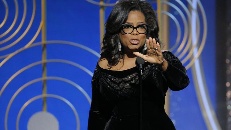 Mélyszegénységből a Fehér Házba vezetne Oprah Winfrey útja?