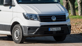 Volkswagen Crafter 2.0 CR TDI L4H3