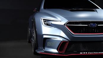 Subaru: a WRX-ben marad a kézi váltó