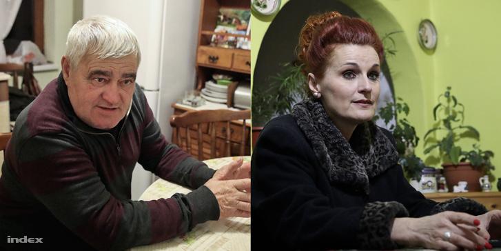 Bán István és Iker Ibolya