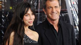 Poszttraumás stressz szindrómától szenved Mel Gibson bántalmazott exe