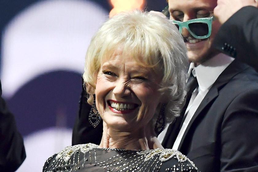 A 76 éves Késmárky Marika szenzációsan néz ki - A Táncdalfesztivál énekesnői egykor és most