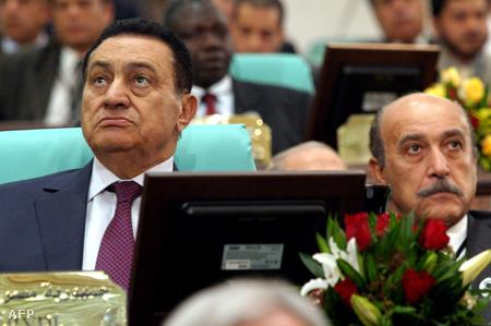 Mubarak és Szulejmán