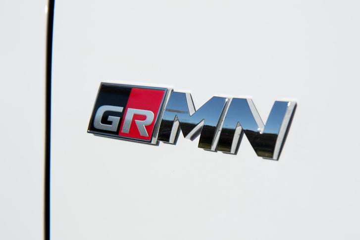 Gazoo Racing Masters of Nürburgring - nem egyszerű név. A GRMN-t még egyik-másik gyári ember is dzsörmennek ejtette