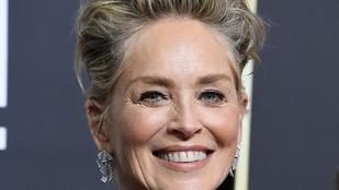 Sharon Stone csak nevetett, amikor megkérdezték tőle, hogy zaklatták-e már szexuálisan