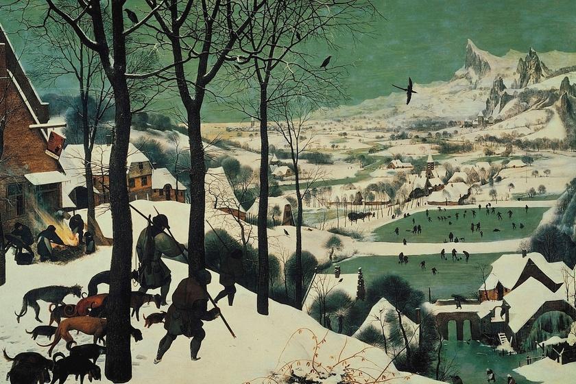 Túl a karácsony, szilveszter zaján, mozdulatlan a csend: a tél édes intimitása