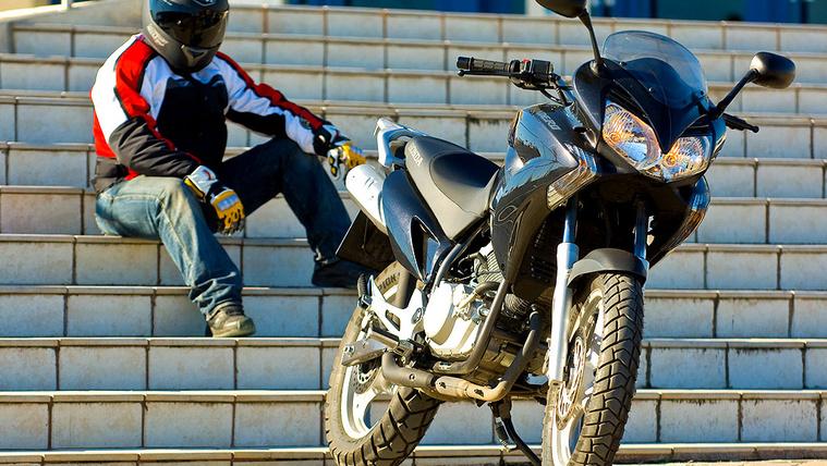 Honda Varadero 125 3748 2