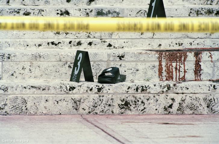 A gyilkosság helyszíne