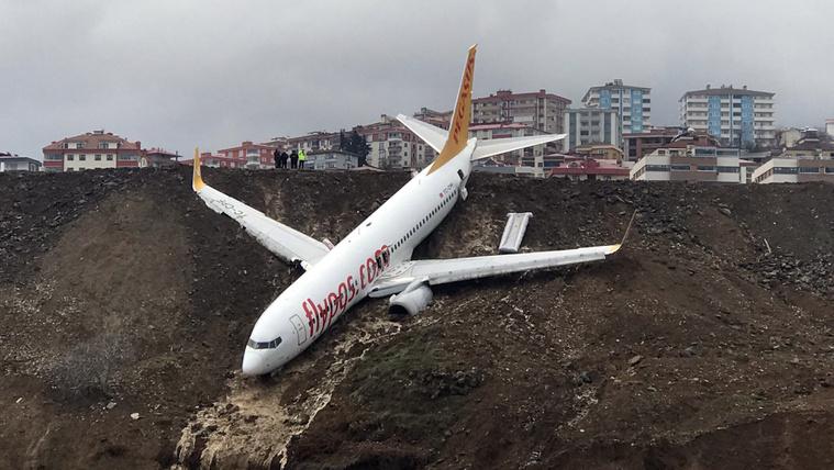 Csoda, hogy nem veszett oda 162 utas